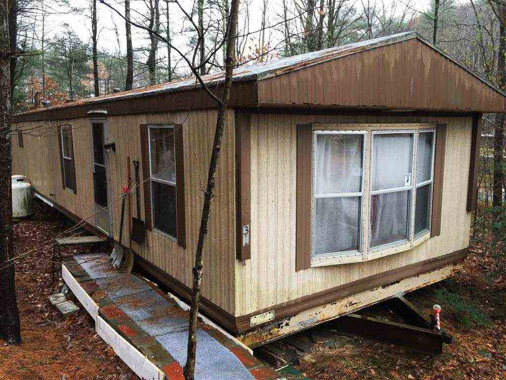 CHARLESTOWN NH Mobile-Manufacured Home for sale $$33,000 | $42 per sq.ft.