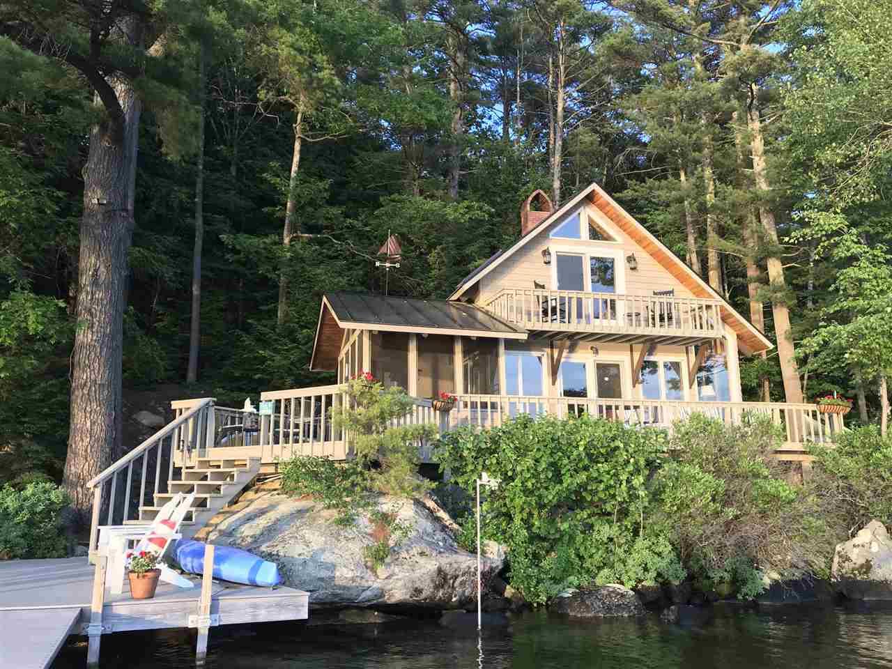 SUNAPEE NHLake House for sale $$829,000 | $740 per sq.ft.