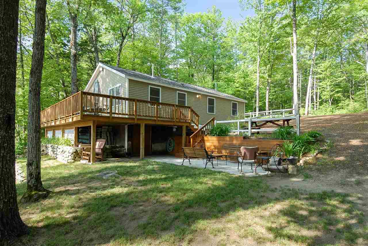 VILLAGE OF EAST WAKEFIELD IN TOWN OF WAKEFIELD NH Home for sale $350,000