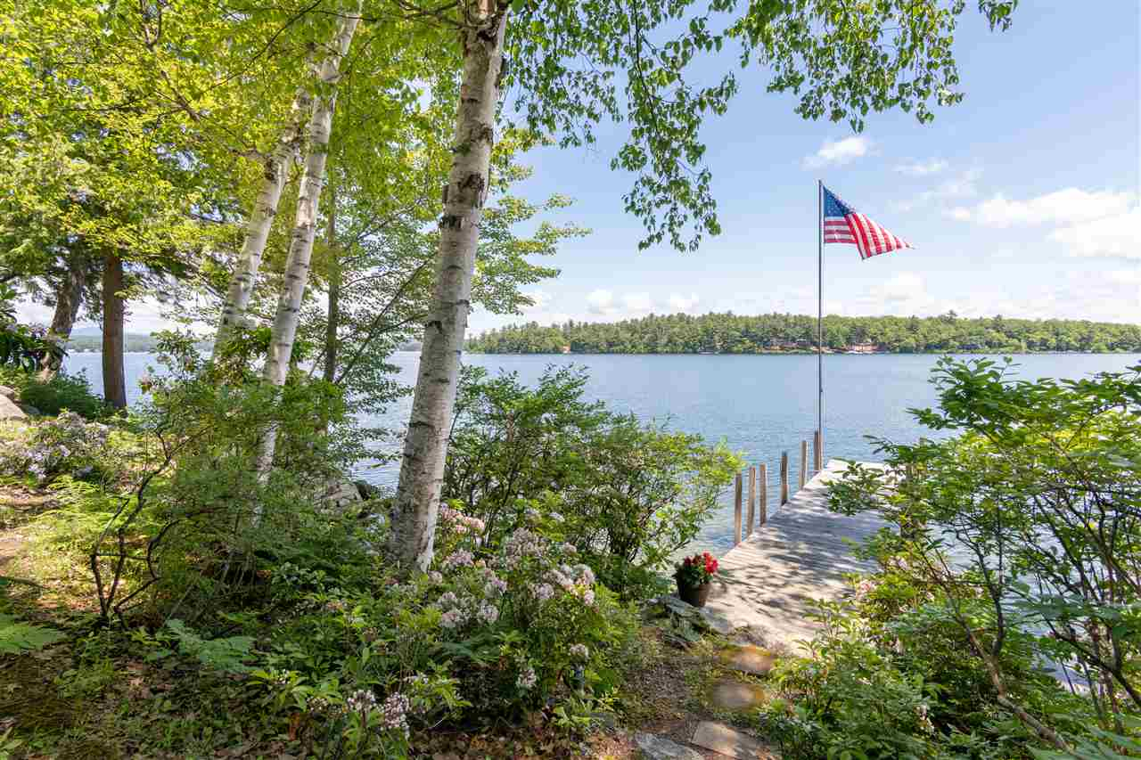 waterfront home for sale in Alton
