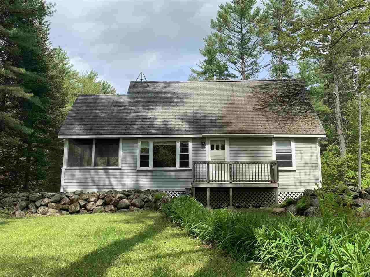 BRIDGEWATER NH  Home for sale $200,000