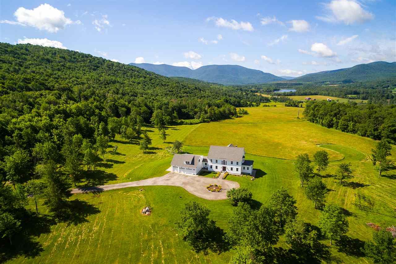 Danby VTHorse Farm | Property  on Danby Pond