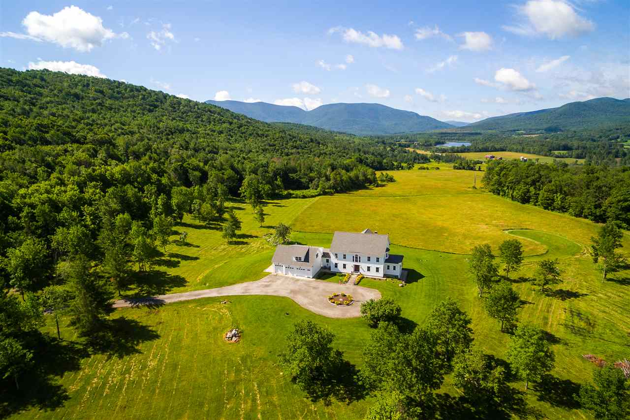 Danby VT Horse Farm | Property  on Danby Pond