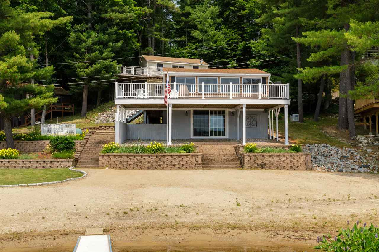 Lake Halfmoon waterfront home for sale in Alton