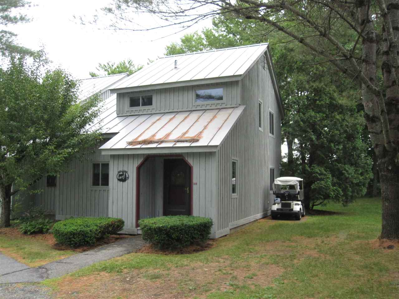 Quechee VT Condo for sale $129,000