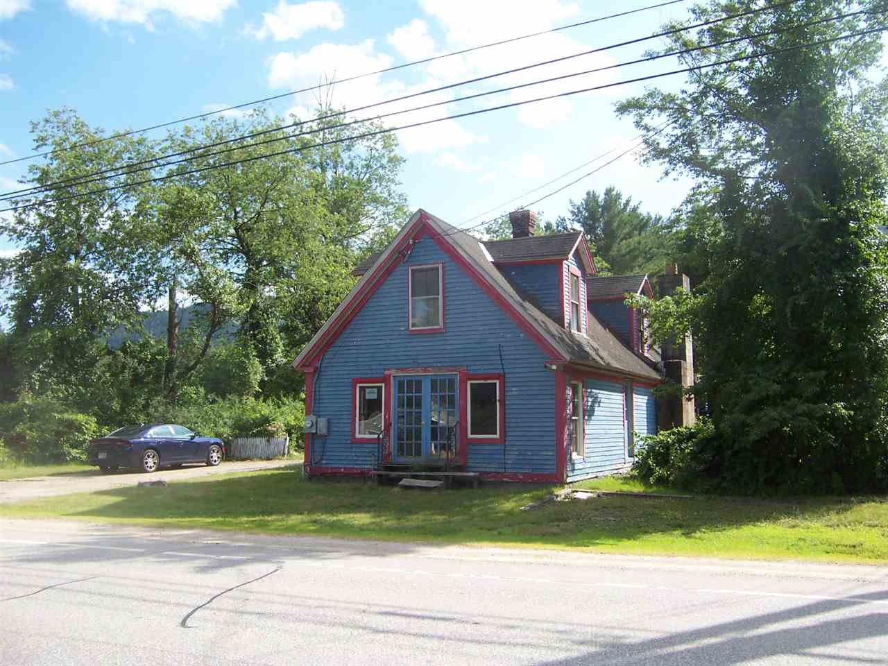 MLS 4764805: 239 Rumney Route 25, Rumney NH
