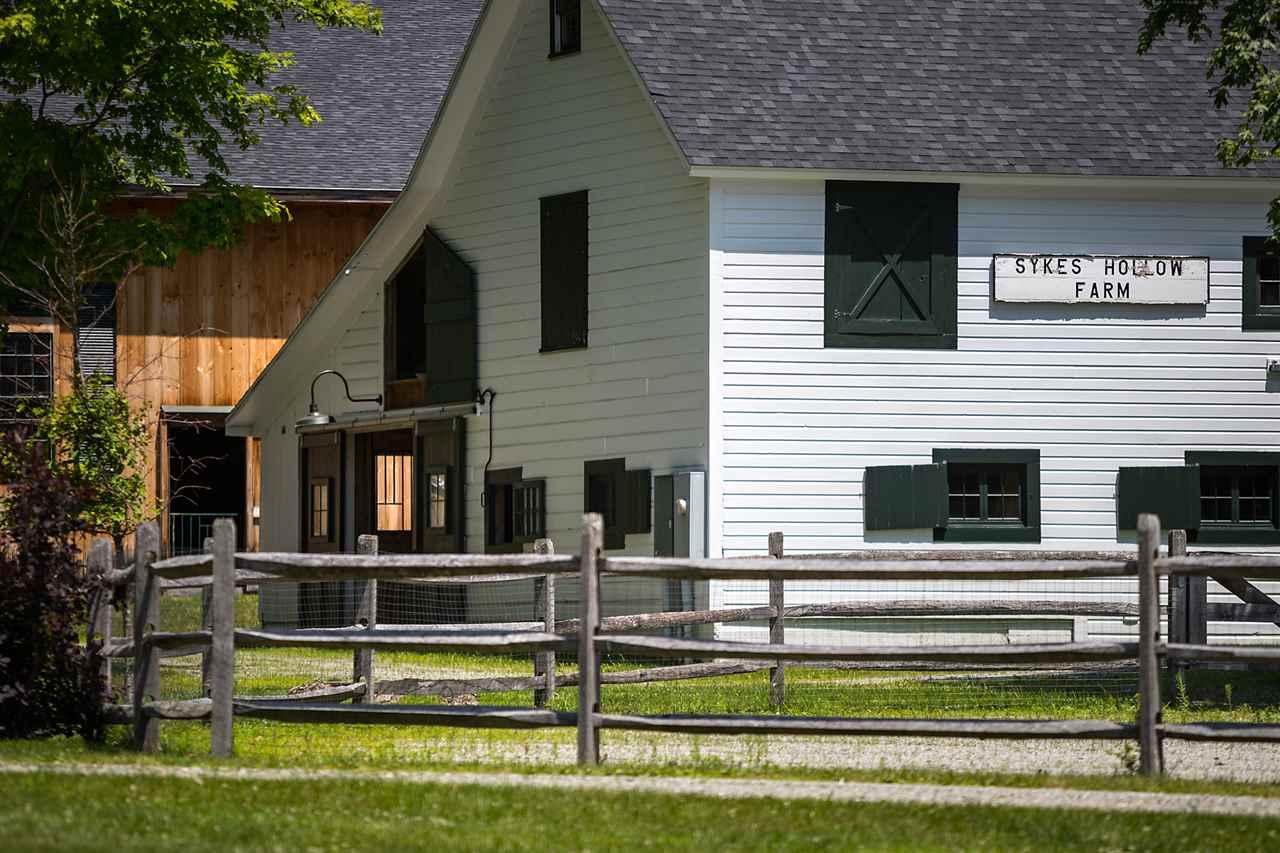 Rupert VTHorse Farm | Property  on Sykes Hollow Brook