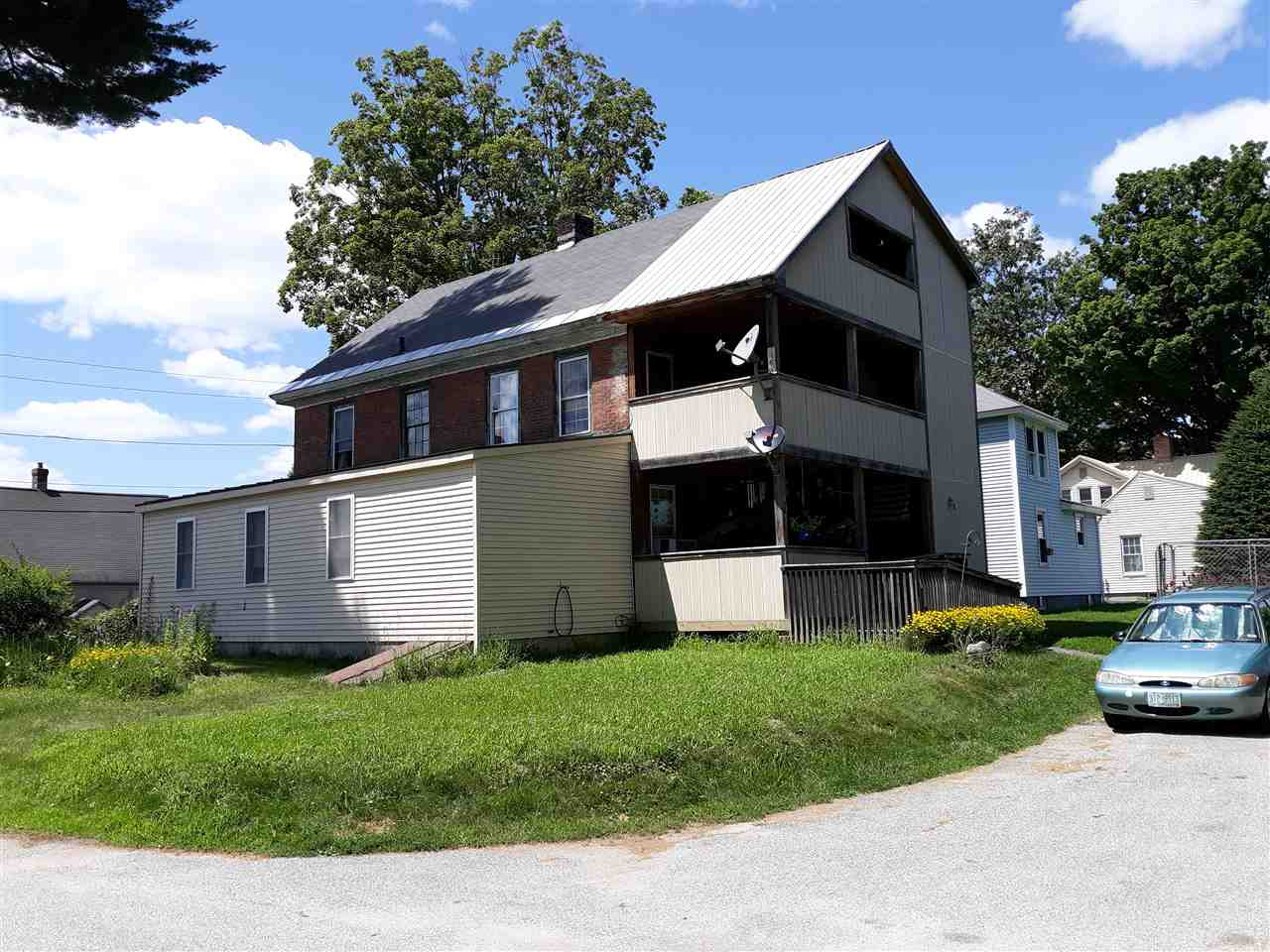 CLAREMONT NH Multi Family for sale $$115,000 | $41 per sq.ft.