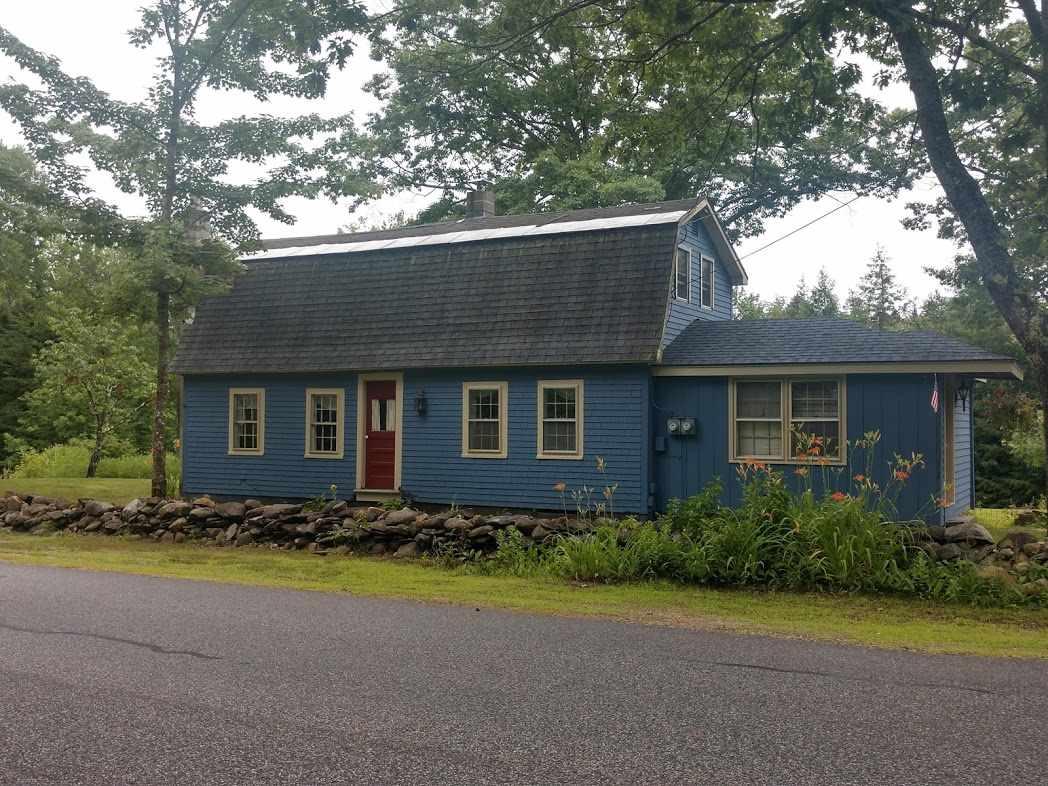EFFINGHAM NH Home for sale $185,000