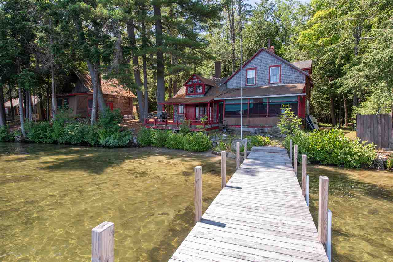 MEREDITH NH  Home for sale $799,000