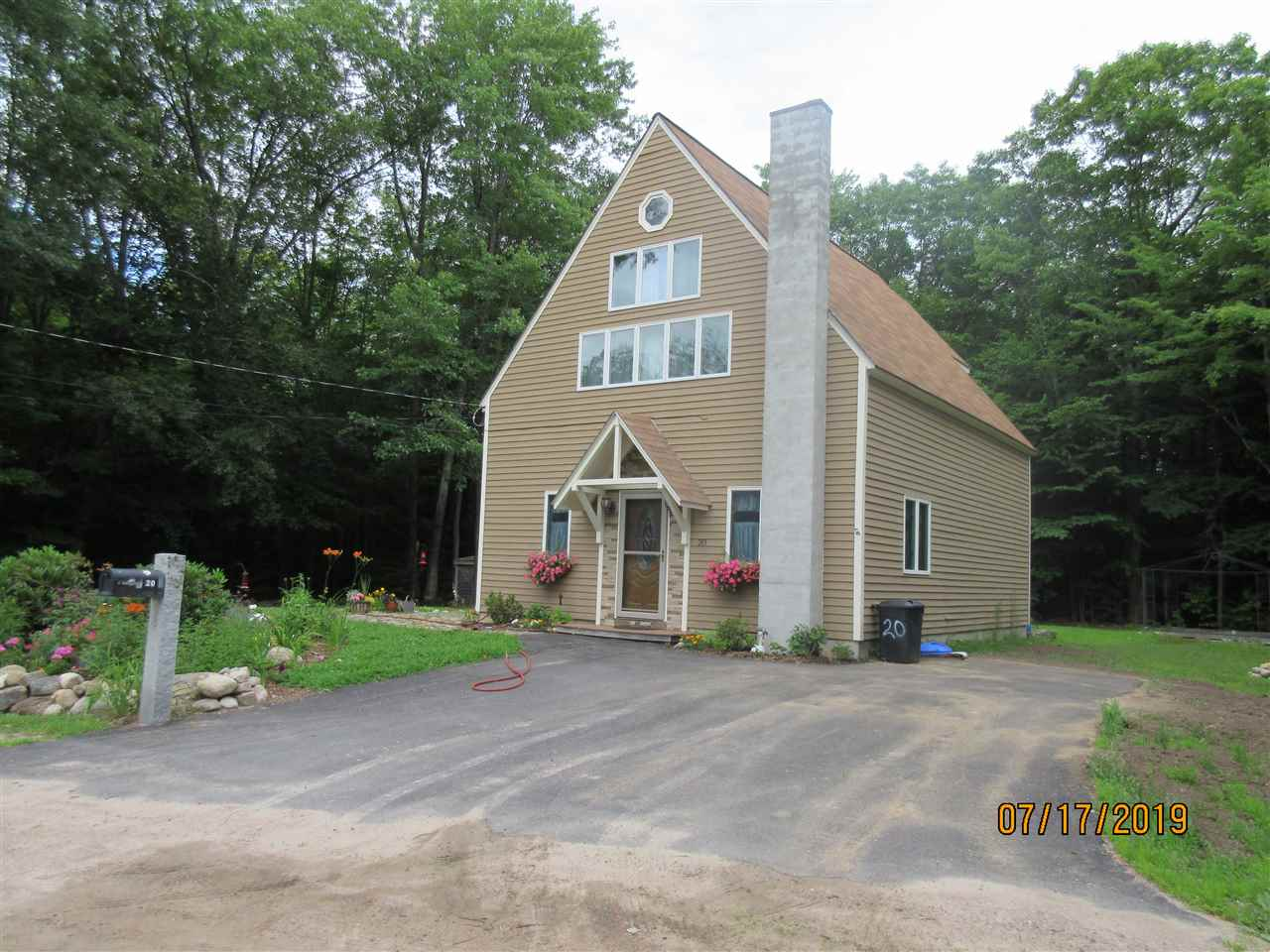 MIDDLETON NH  Home for sale $214,000