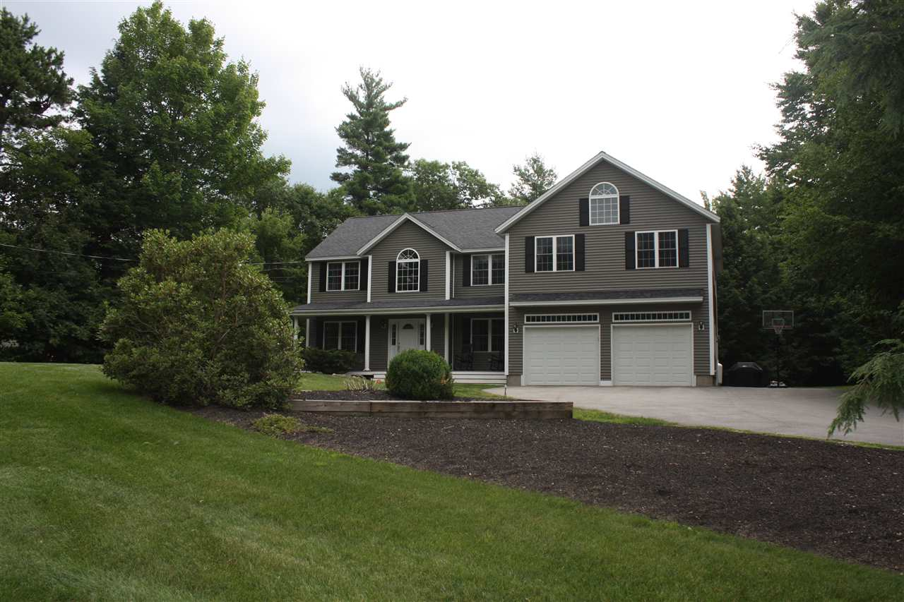 MLS 4765444: 101 Green Farm Road, New Ipswich NH