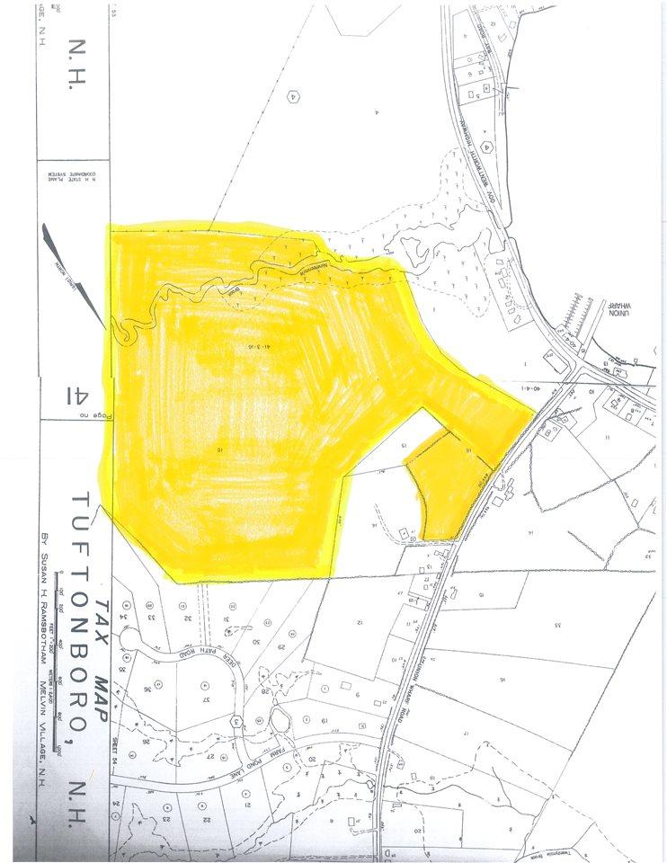 TUFTONBORO NH LAND  for sale $615,000