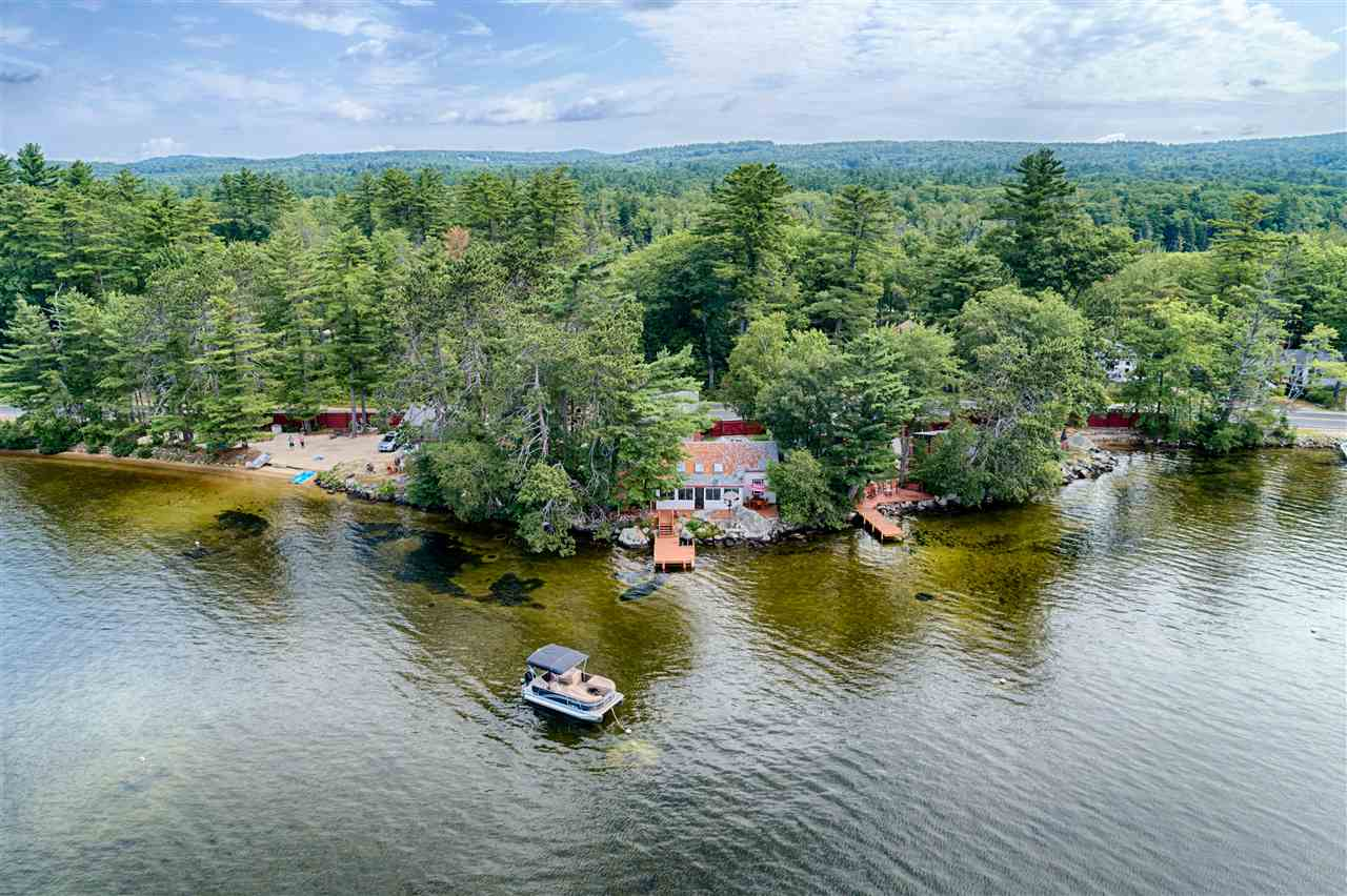 WOLFEBORO NH  Home for sale $1,499,000