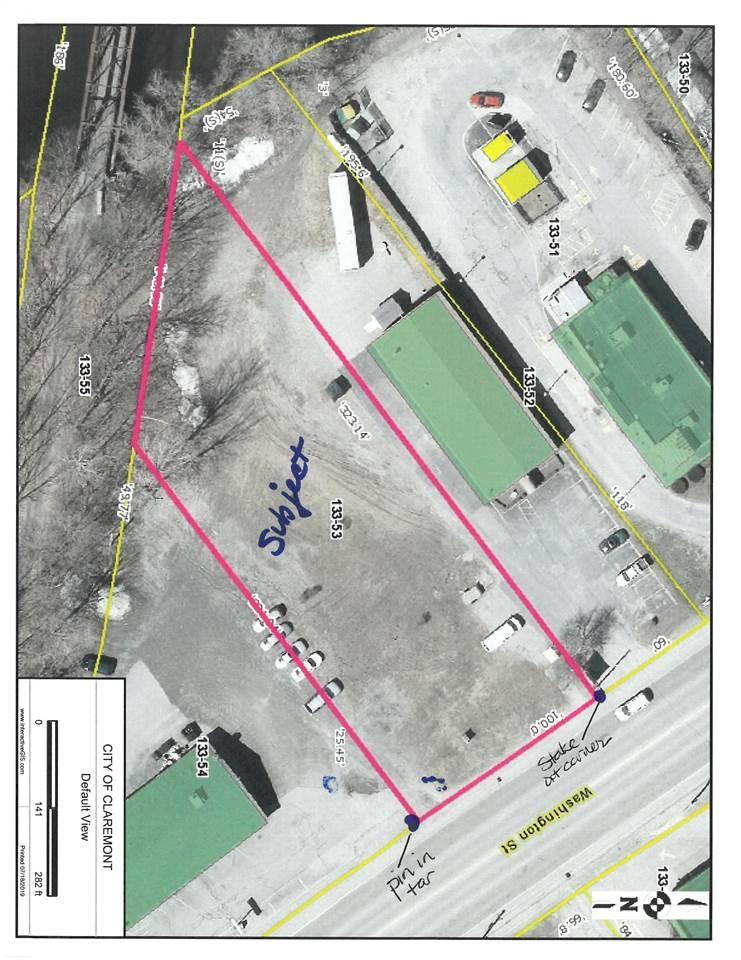 CLAREMONT NH Commercial Property for sale $$140,000