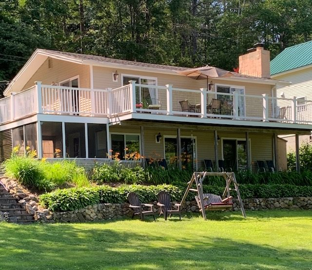 BARNSTEAD NH  Home for sale $320,000