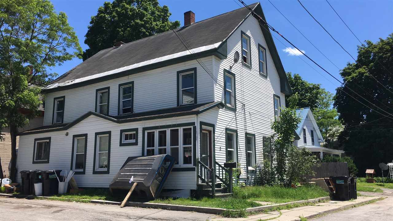 Claremont NH 03743Multi Family for sale $List Price is $75,000