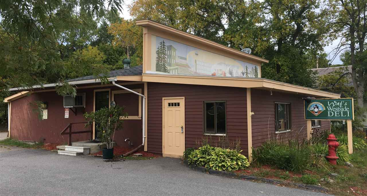 Longtime home to Waf's Westside Deli, this property is located a quarter mile from I-89, is in close proximity to  downtown Winooski, St Michaels College, and UVM. Gateway zoning allows many uses and form based code make this a great development opportunity.  Waf's Westside Deli was established in 1981 with a 36 year operating history. Waf's is one of the longest tenured restaurants in the State of Vermont and is still owned and operated by it's founders
