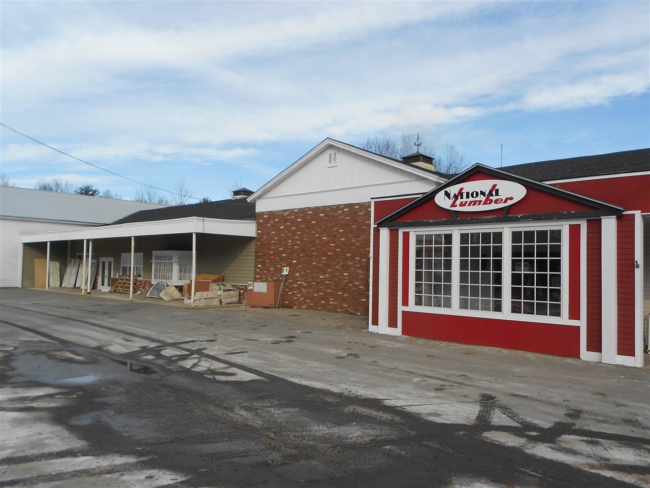 Boscawen NH Commercial Lease for sale