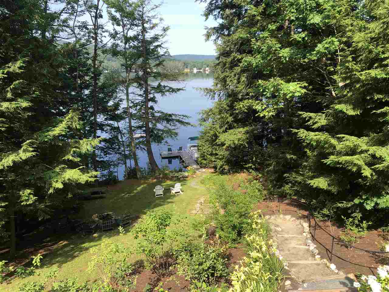 ENFIELD NH Lake House for sale $$649,000 | $285 per sq.ft.