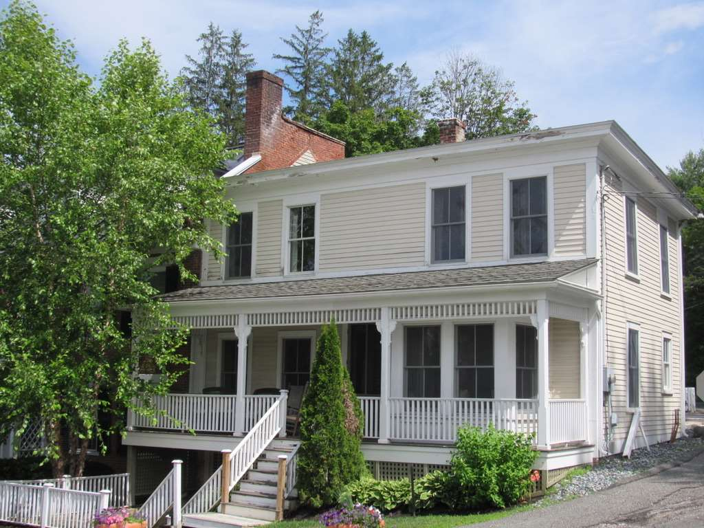 Village of Woodstock in Town of Woodstock VT Home for sale $List Price is $549,900