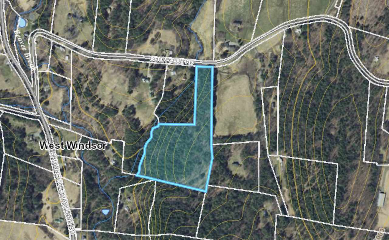 WEST WINDSOR VT LAND  for sale $$47,500 | 15.01 Acres  | Price Per Acre $0