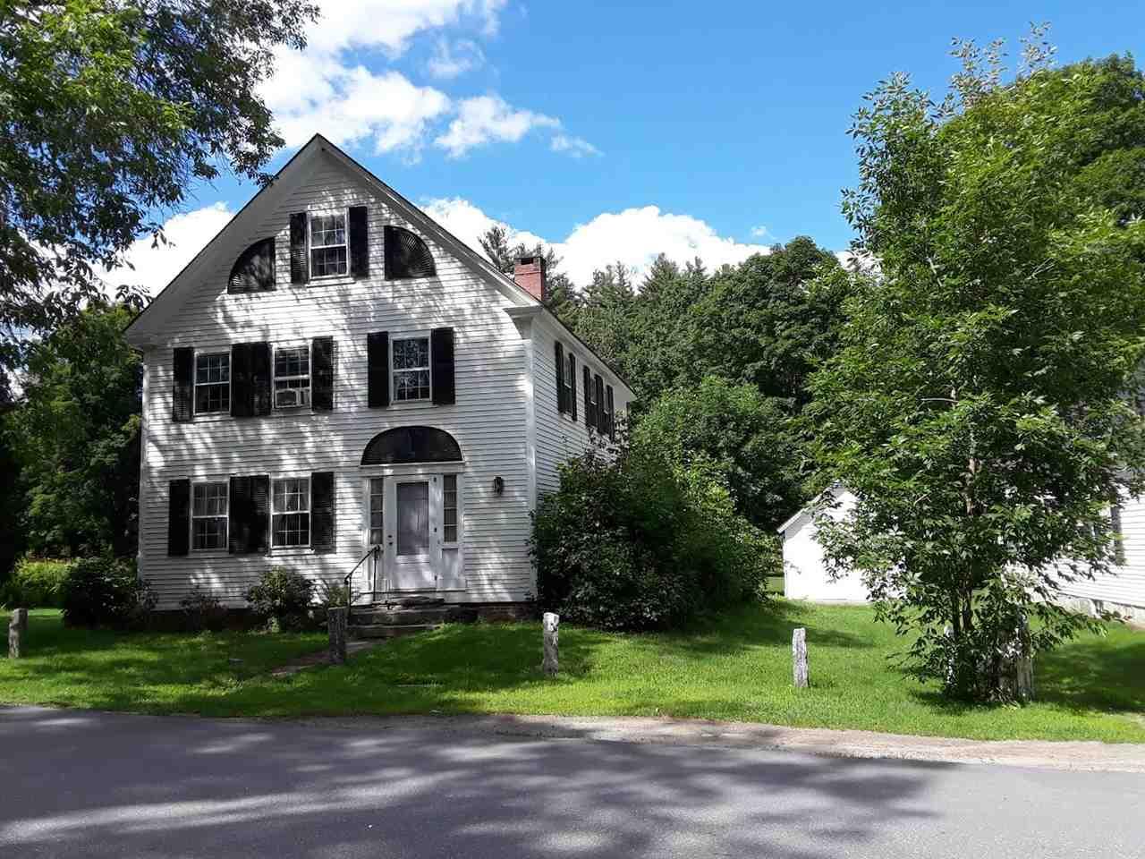 GRAFTON VTLake House for sale $$325,000 | $138 per sq.ft.