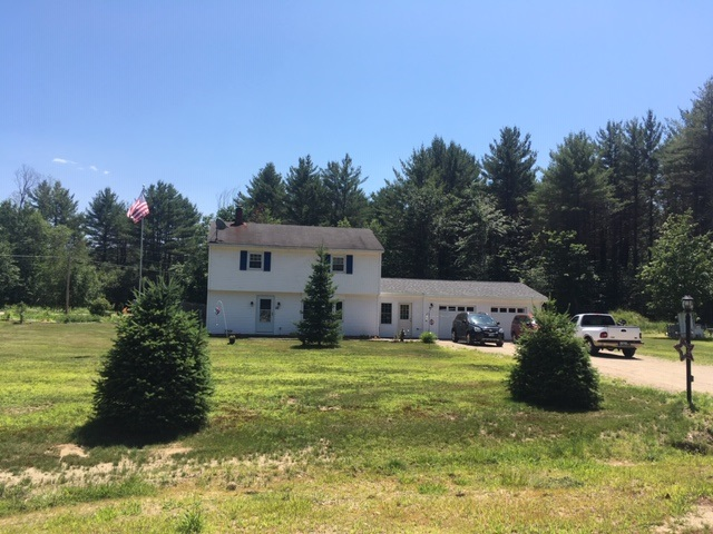 EFFINGHAM NH  Home for sale $209,900