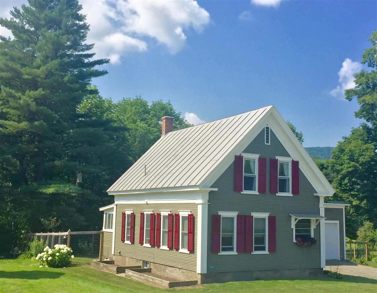 Woodstock VT Home for sale $List Price is $245,000