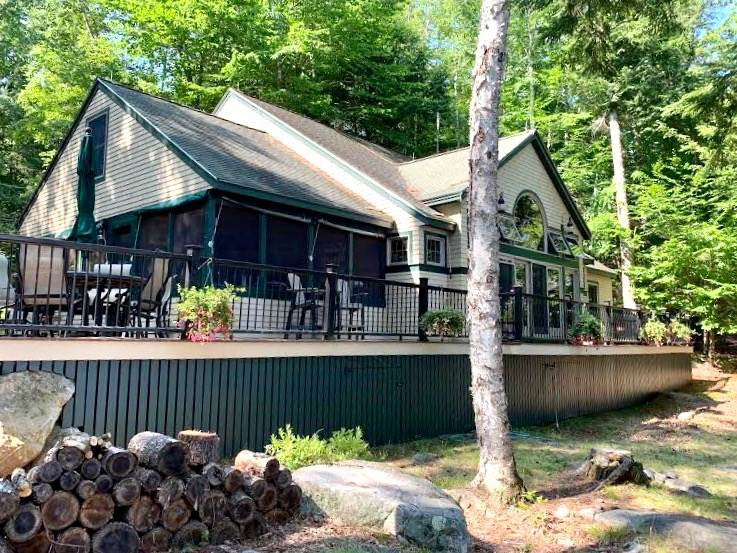 TUFTONBORO NH  Home for sale $1,299,000