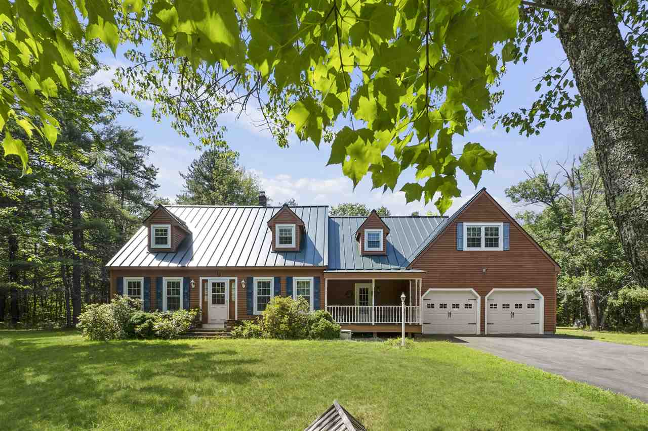 EFFINGHAM NH  Home for sale $254,900