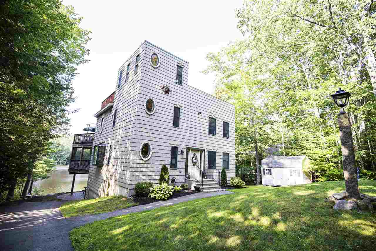 BARNSTEAD NH  Home for sale $585,000