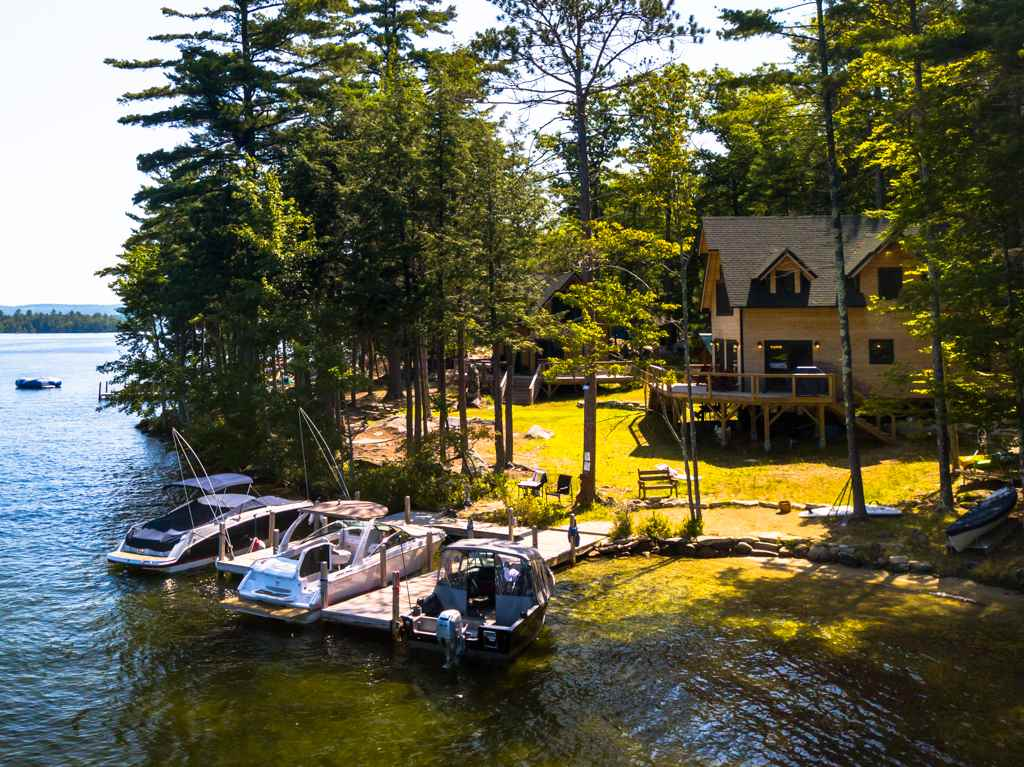 TUFTONBORO NH  Home for sale $899,000