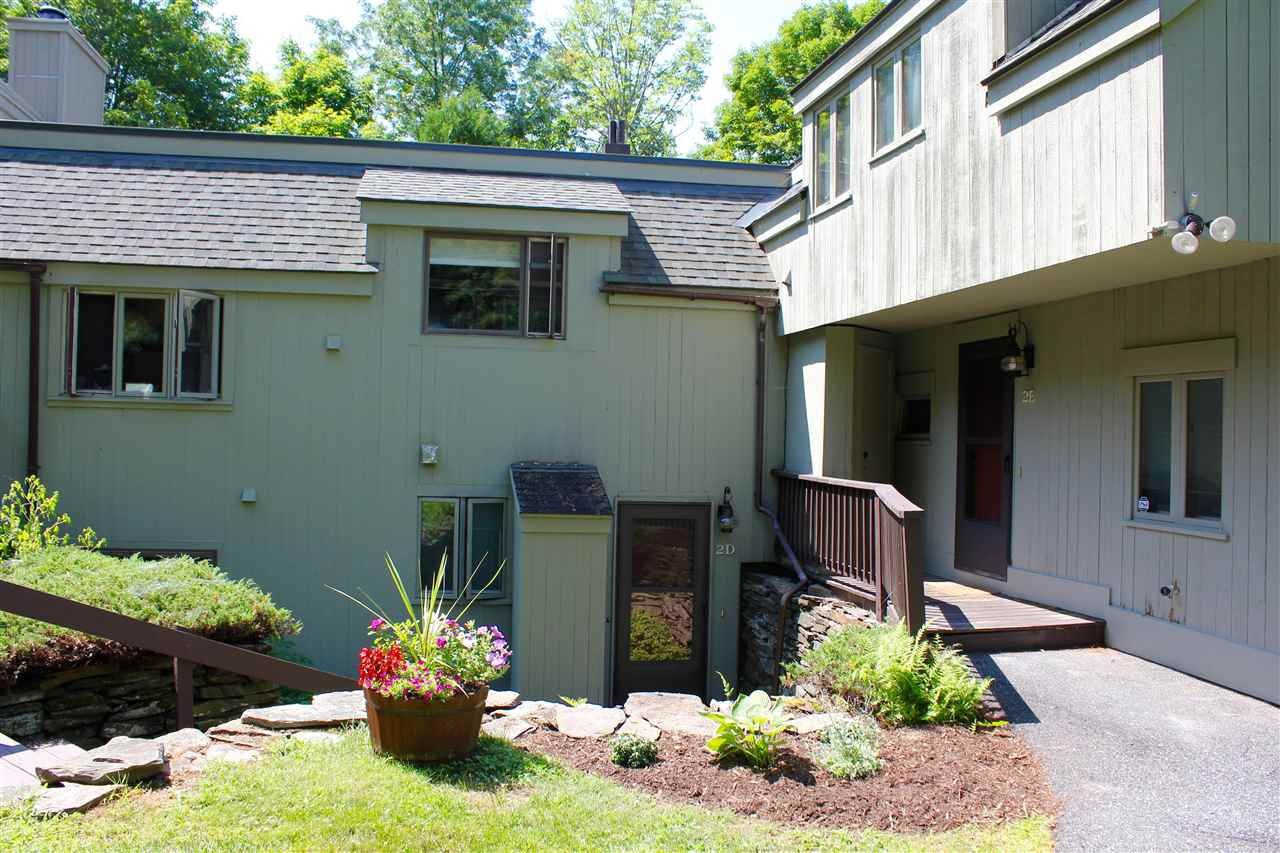 Village of Quechee in Town of Hartford VT  05059 Condo for sale $List Price is $118,000