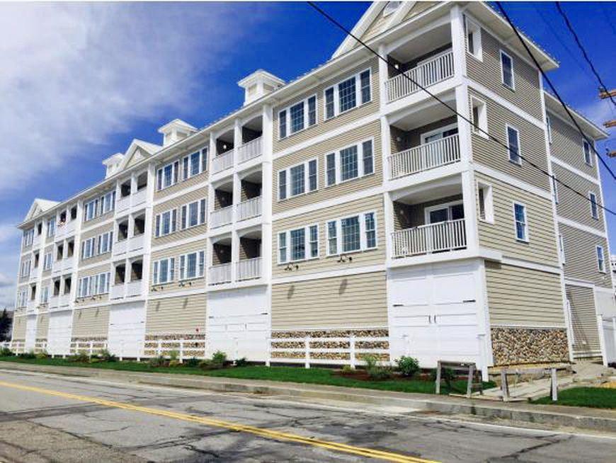 Hampton NH Ocean Atlantic Ocean waterfront home for sale