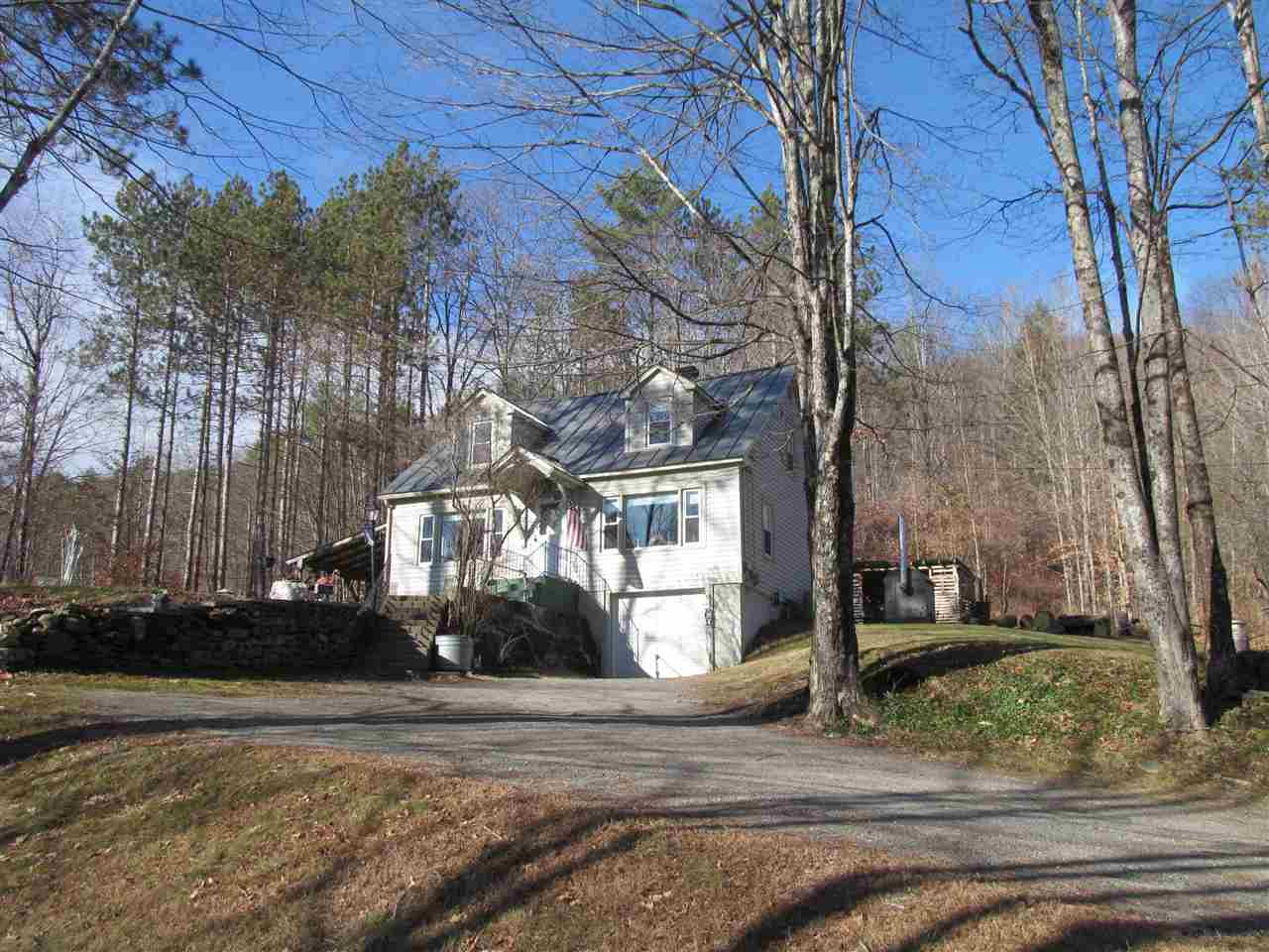 image of Weathersfield VT 3 Bedrooms  1 Bath Home