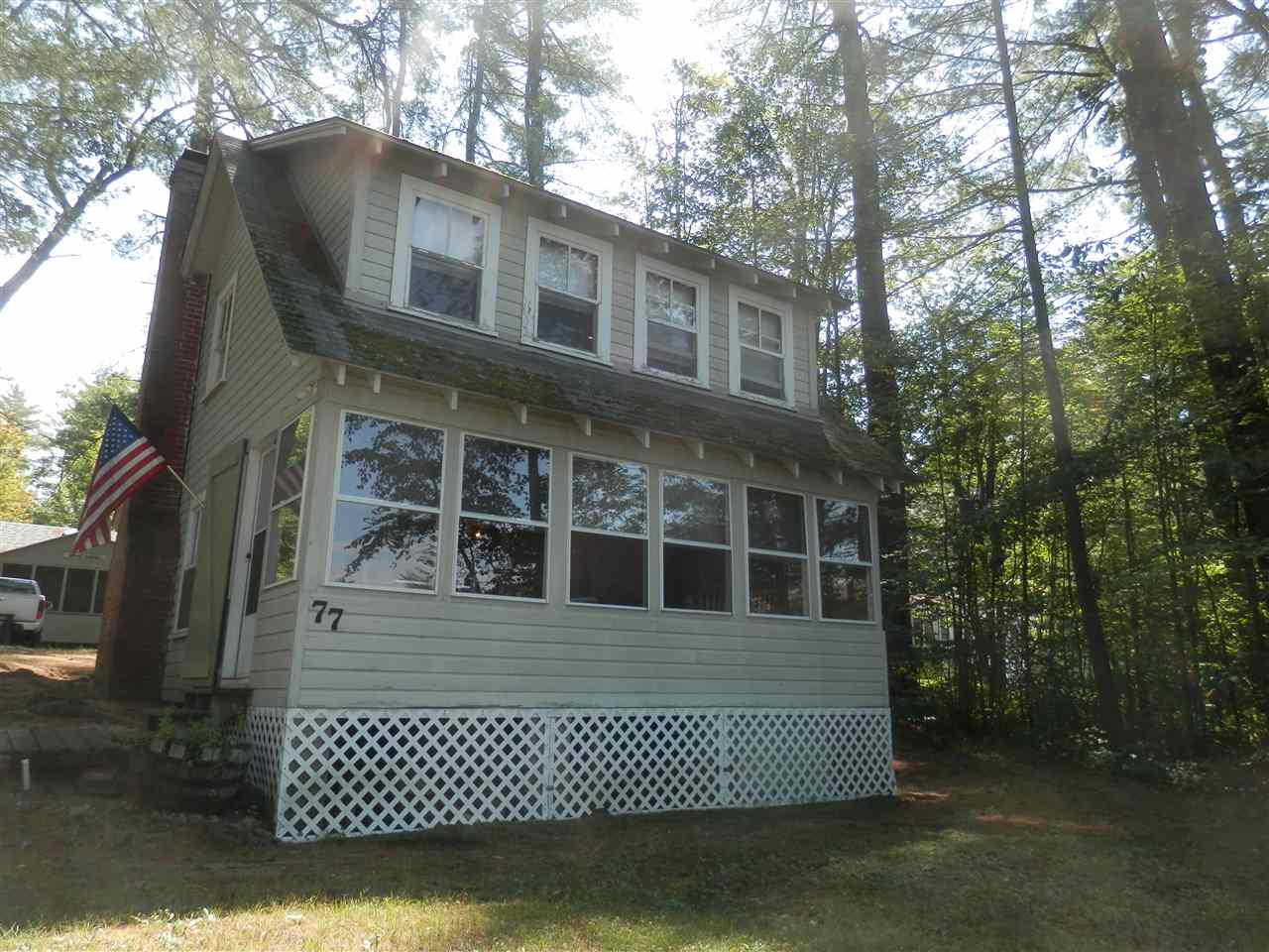 FRANKLIN NH Home for sale $159,900