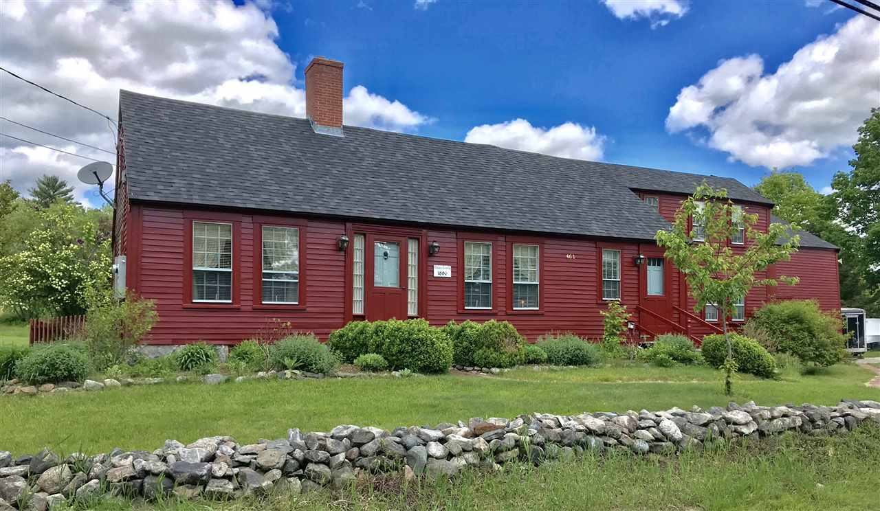 MLS 4772004: 491 Governor Wentworth Highway, Tuftonboro NH