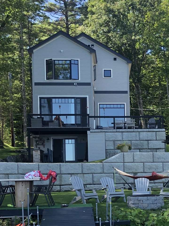 CENTER HARBOR NH  Home for sale $1,700,000
