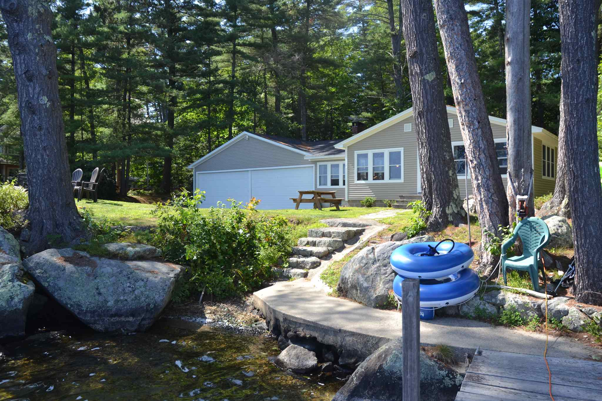 VILLAGE OF MELVIN VILLAGE IN TOWN OF TUFTONBORO NH  Home for sale $1,325,000