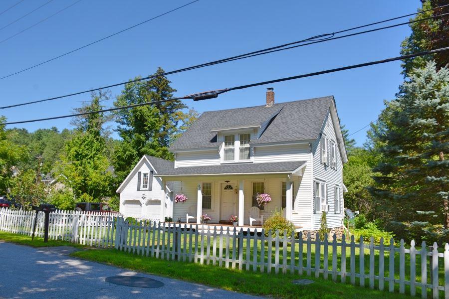 TILTON NH Home for sale $214,500