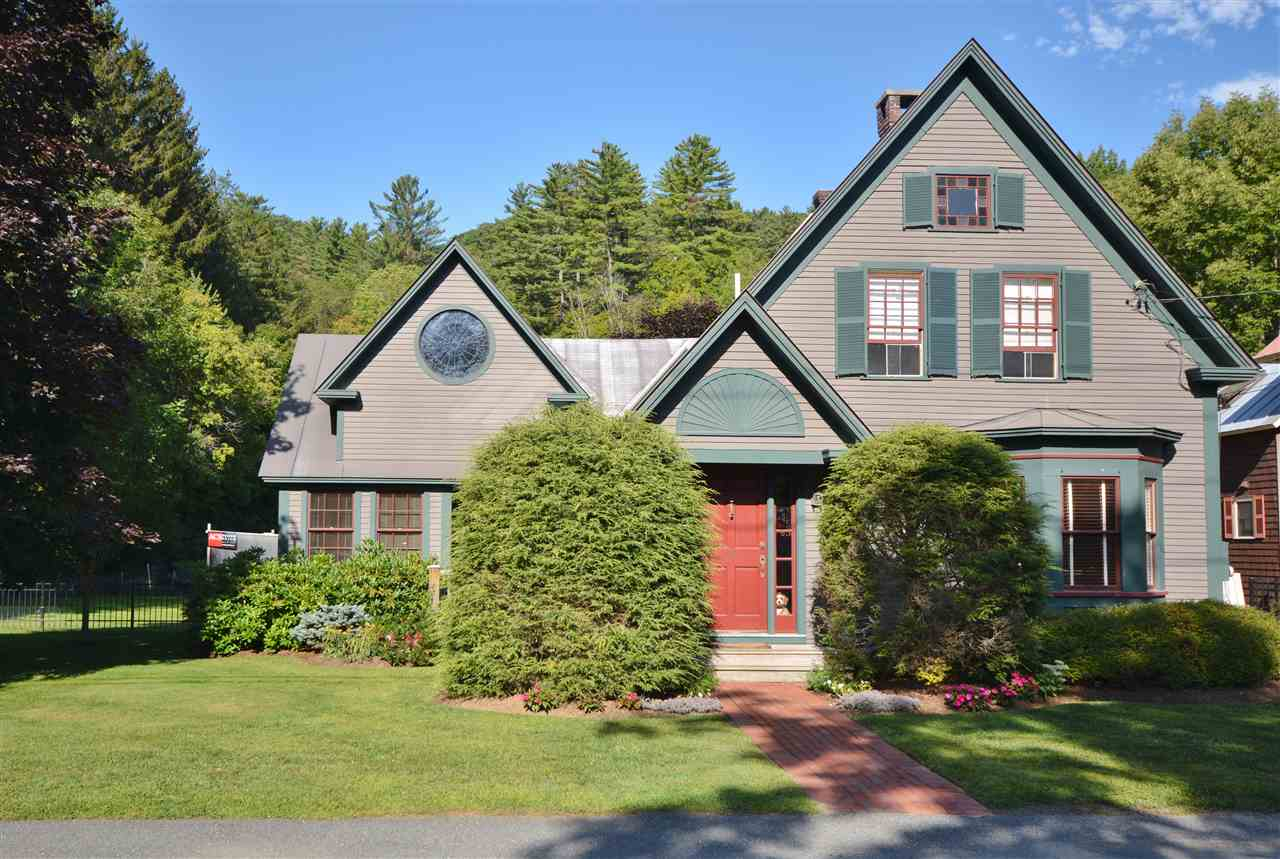 Village of Woodstock in Town of Woodstock VT Home for sale $List Price is $698,000