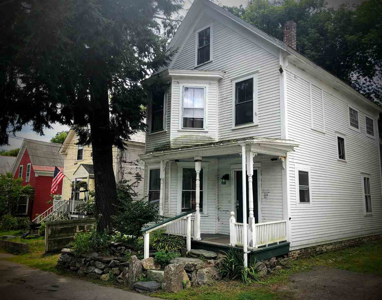VILLAGE OF BELLOWS FALLS IN TOWN OF ROCKINGHAM VT Homes for sale