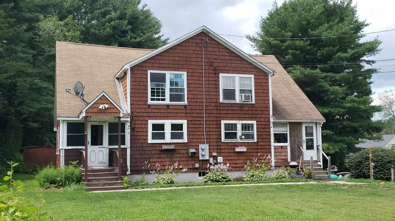 Claremont NH 03743Multi Family for sale $List Price is $180,000