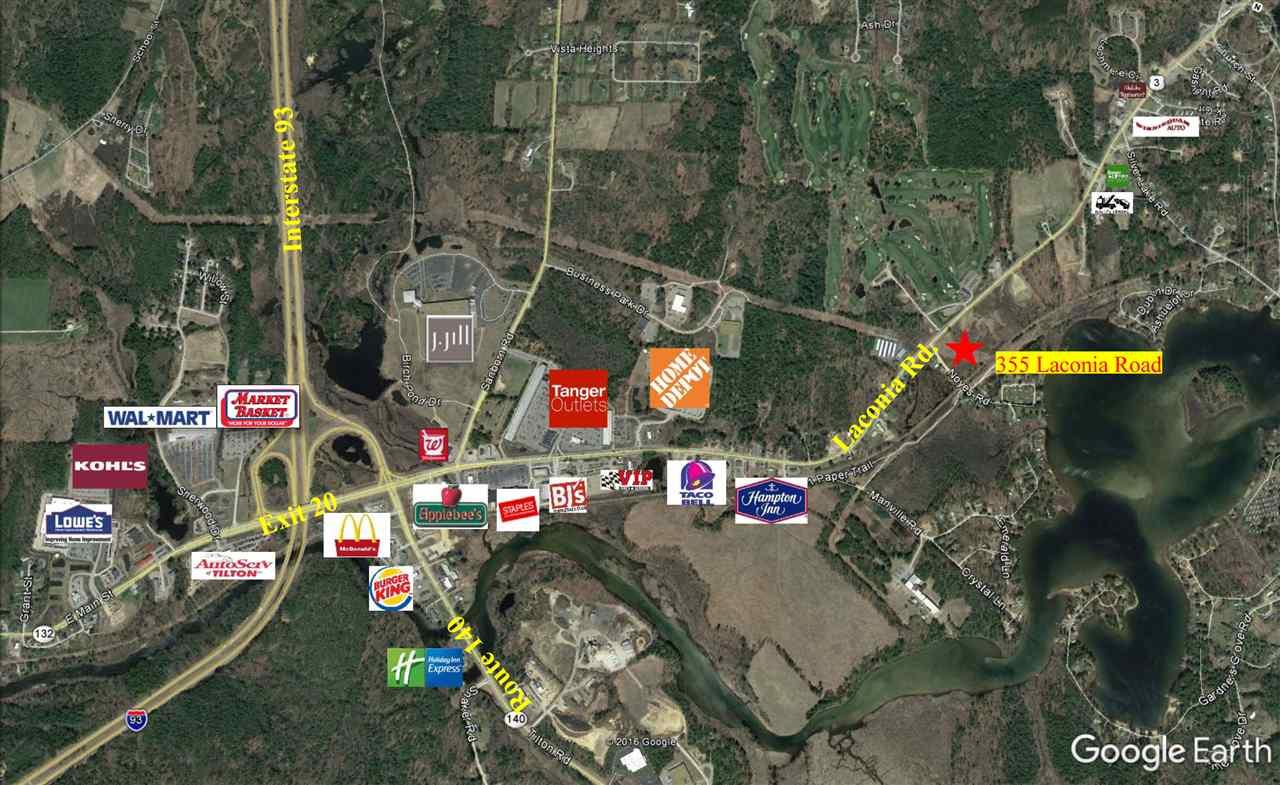 TILTON NH LAND  for sale $1,100,000
