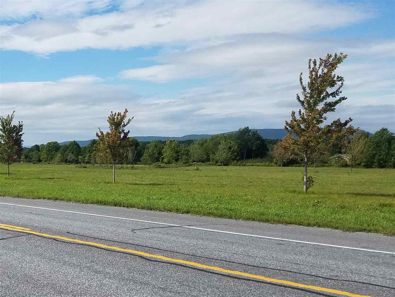Ready to build commercial lots with great exposure on Route 7! Lot #1 has 2.0 acres of area and has approximately 250 feet of road frontage on Campground Road. Close to entrance to the subdivision and is visible from Route 7 traffic. Gently sloping lot is ready for your business. Electric and septic have been piped to the lots and will be ready for hook-up. 3 Phase Power Available! Don't miss the opportunity to locate your business in this 5 unit subdivision in the heart of Addison County.