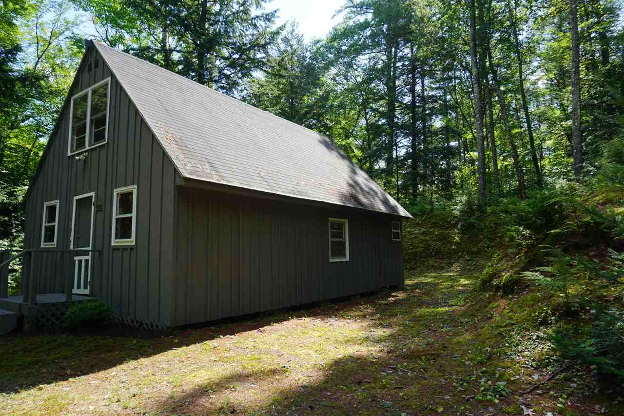 VILLAGE OF NORTH SANDWICH IN TOWN OF SANDWICH NH  Home for sale $85,000