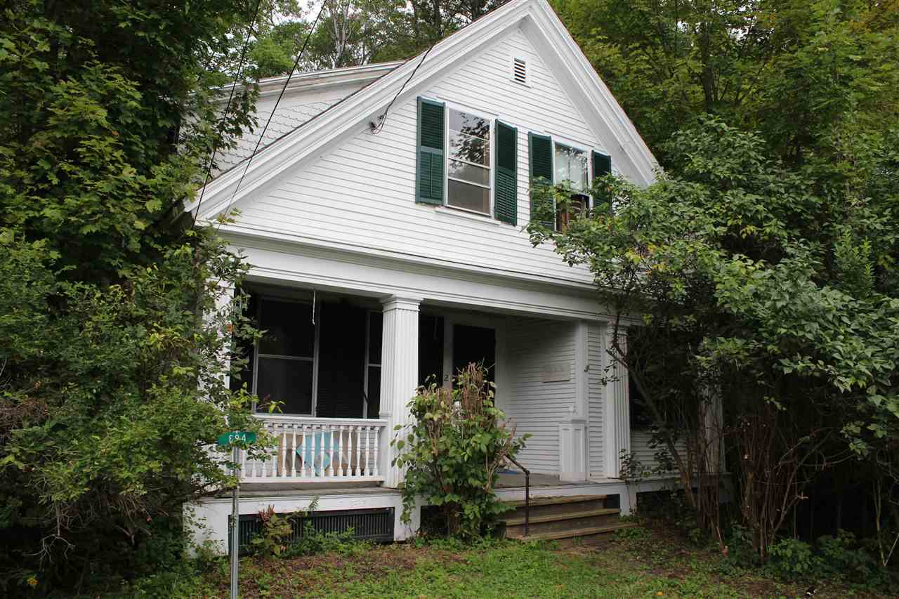 Woodstock VT Home for sale $129,000