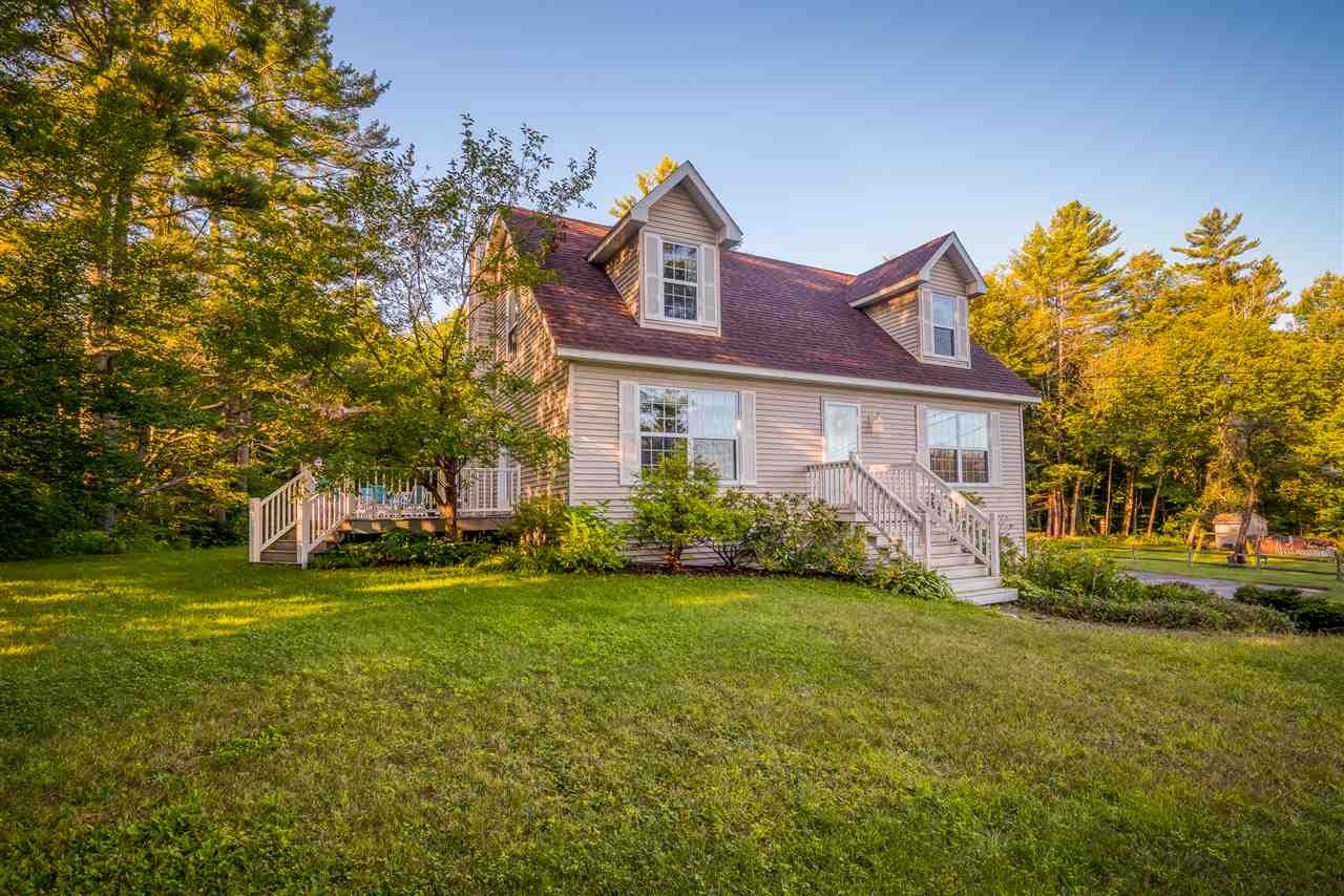 MLS 4775279: 181 Highland Street, Plymouth NH