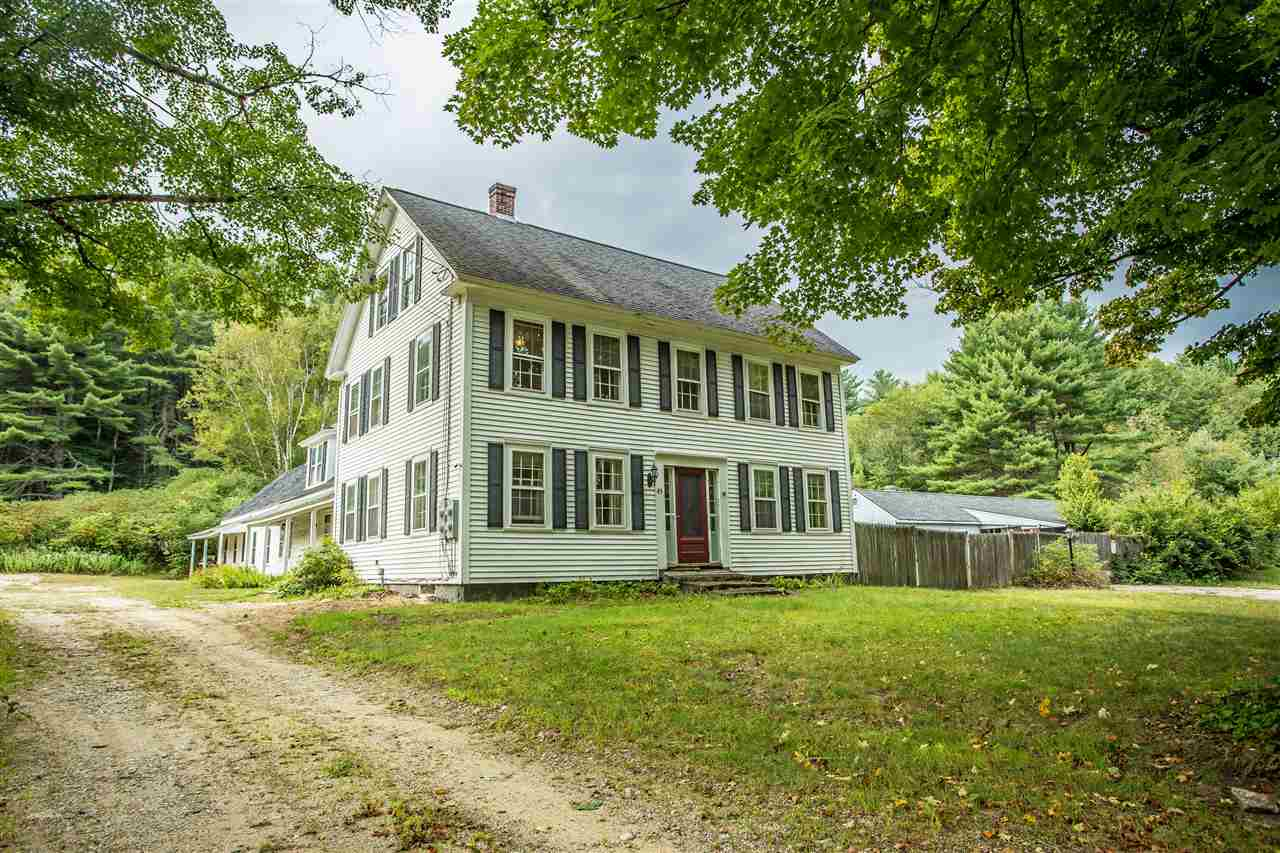 MLS 4775403: 45 Middle Road, Hancock NH